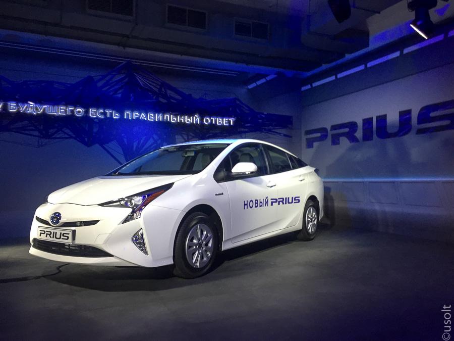 Новая Toyota Prius: реалистичное будущее