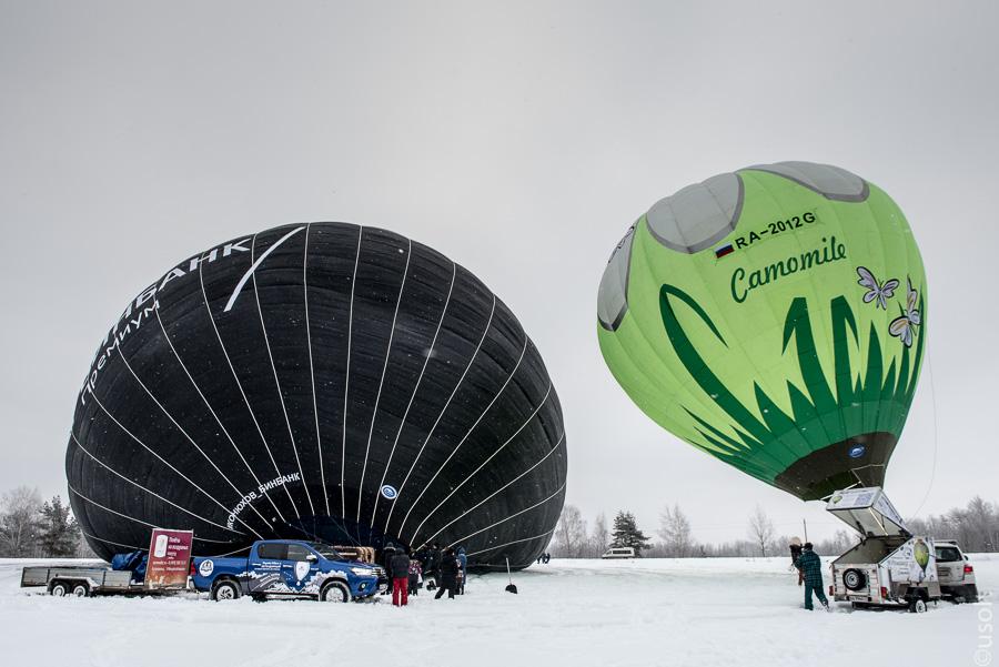 Каково это: летать на воздушном шаре и тормозить об деревья