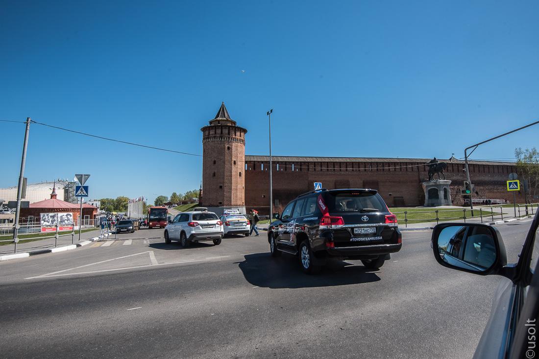 Как я провел прошлые выходные: Toyota Prius и международный марафон в Коломне
