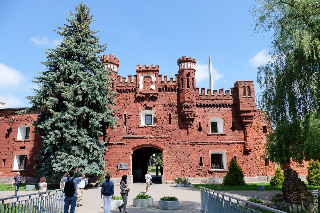 Брестская крепость, какой вы её не представляли