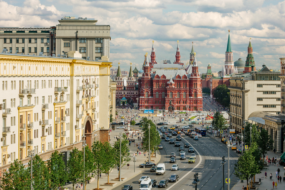 Тысячи деревьев для Москвы!
