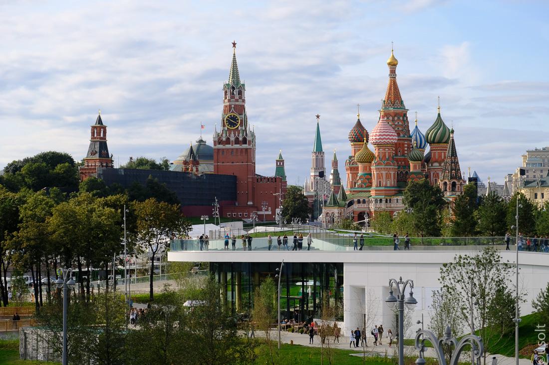 Единственный день, когда я завидую москвичам