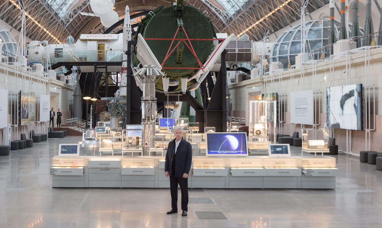 Павильон «Космос» на ВДНХ откроется на этой неделе (ПЕРВЫЕ ФОТО)