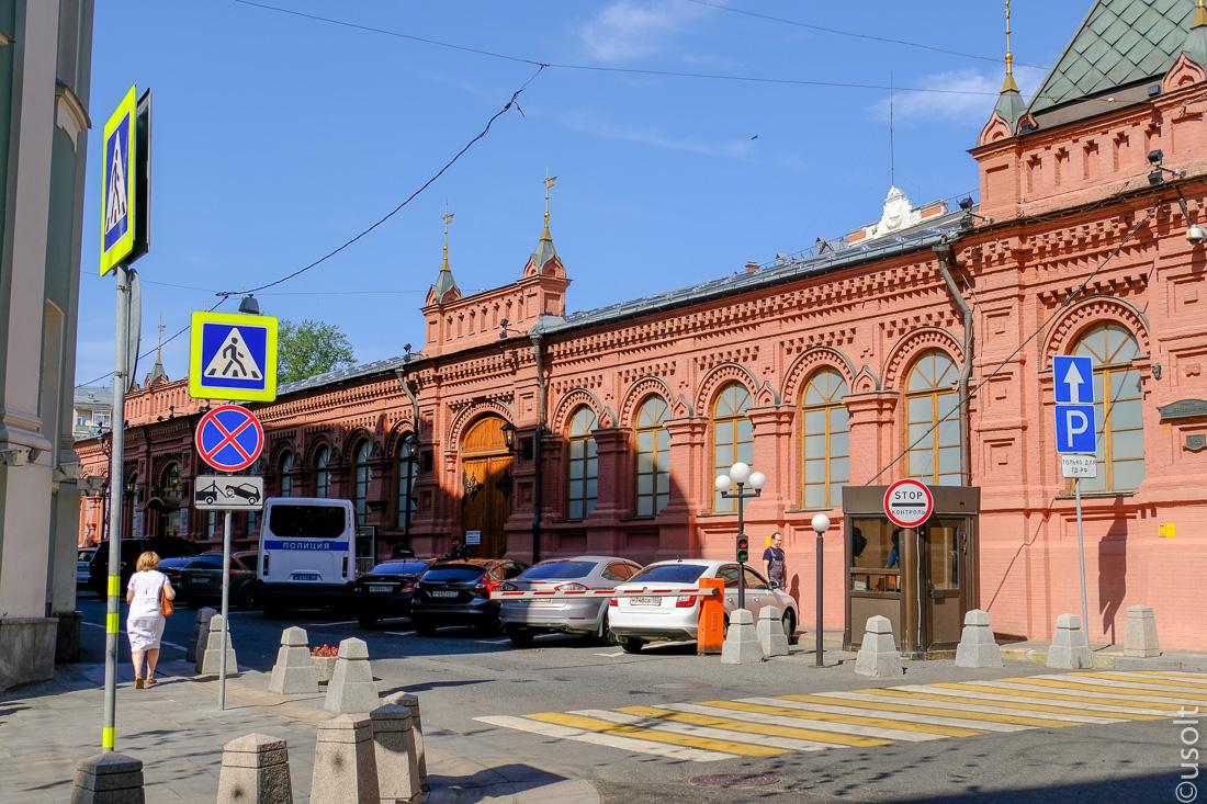 Не сдаётся «старая Москва»
