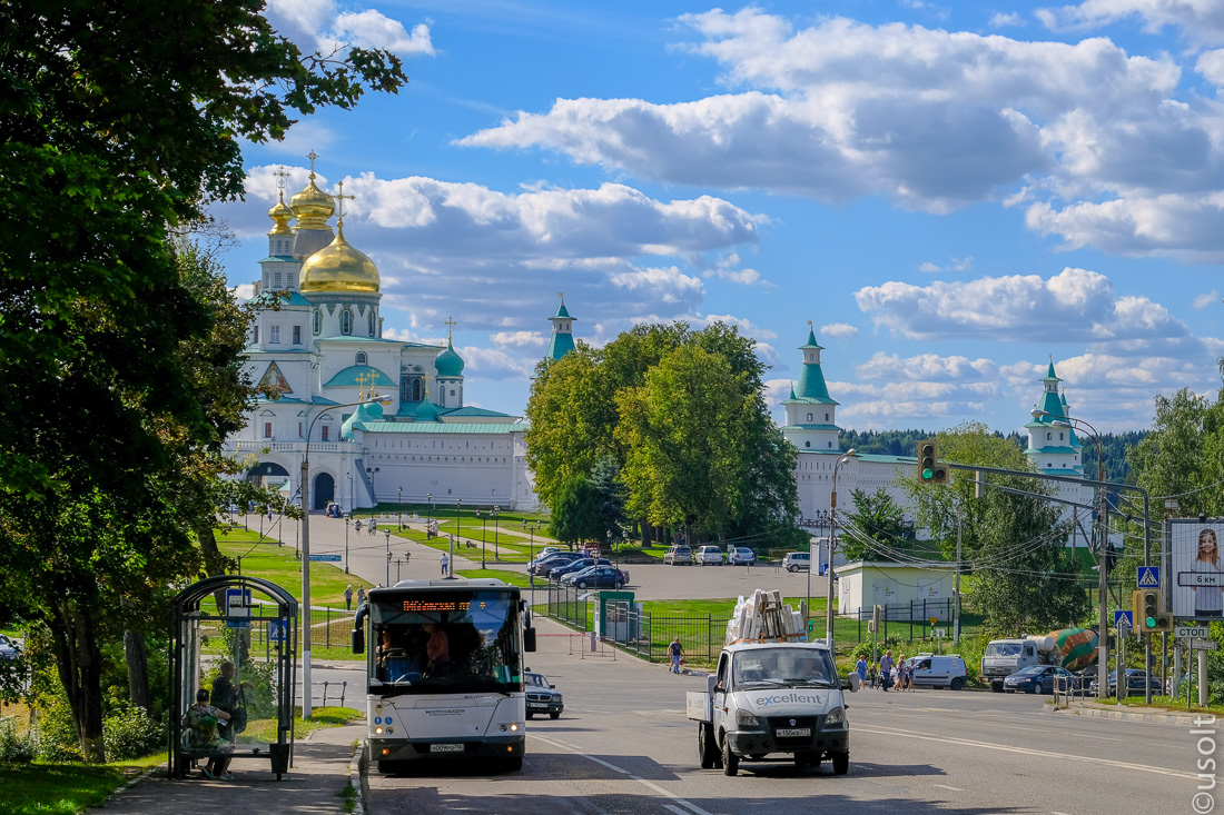 Красивое Подмосковье: поездка на выходные в Истру