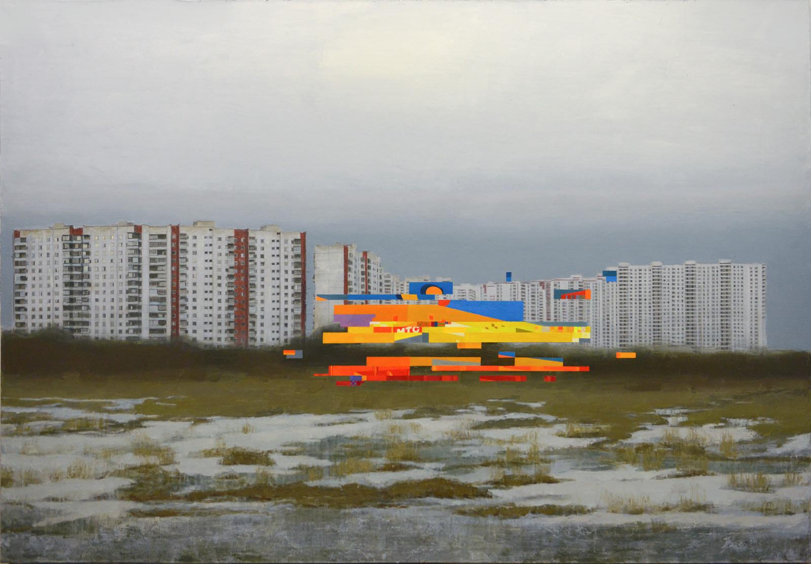 Павел Отдельнов: поэзия современного пейзажа