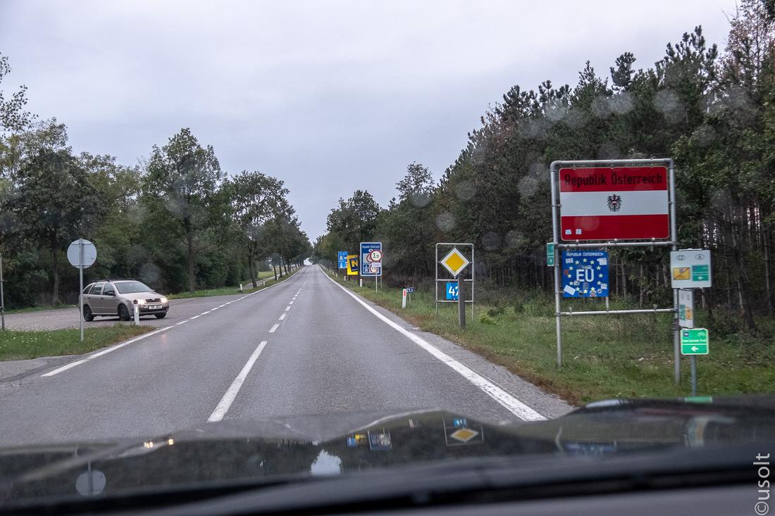 Границы стран в Европе: вроде бы нет, но всё таки есть