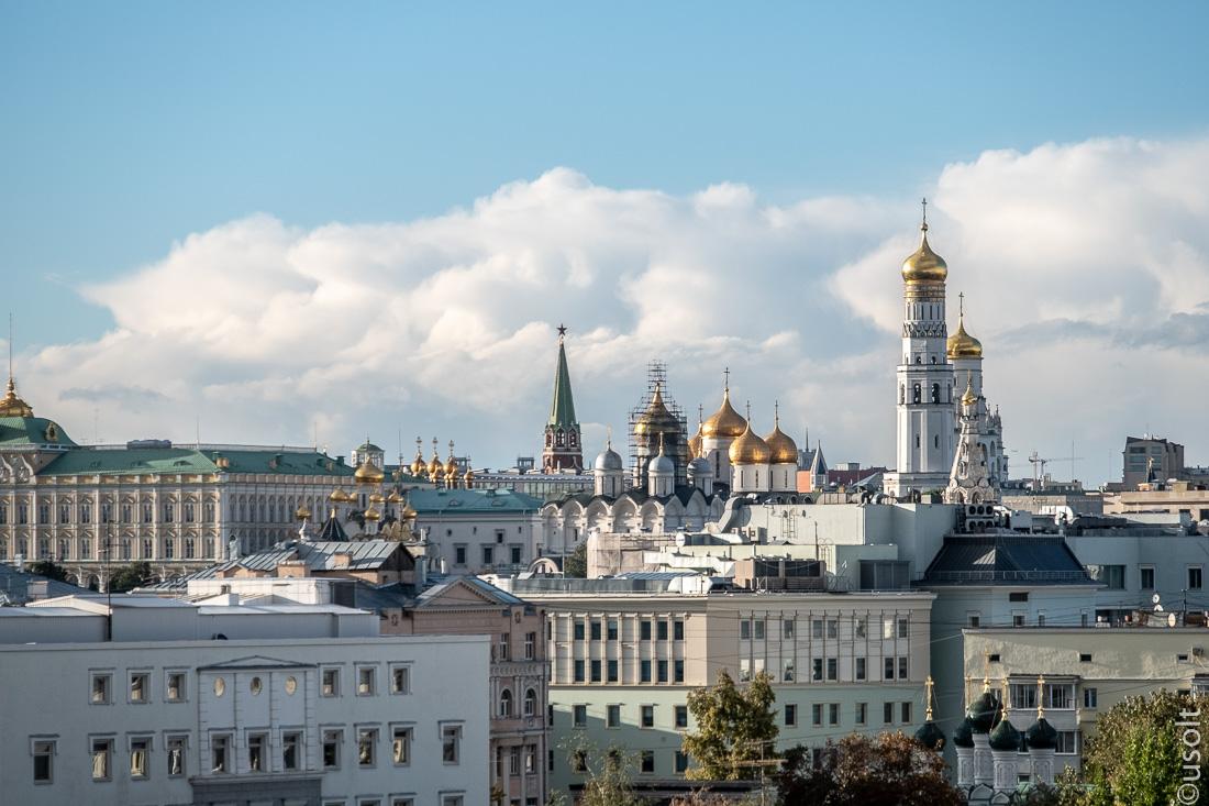 Говорит и показывает радио (лучшие виды Москвы)