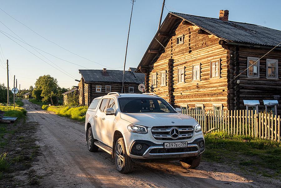 До самой красивой деревни по Архангельской области