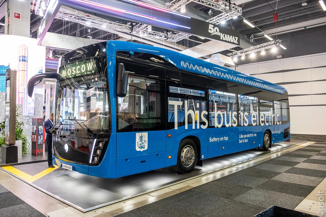 Электробусы: наше будущее или глобальная разводка?