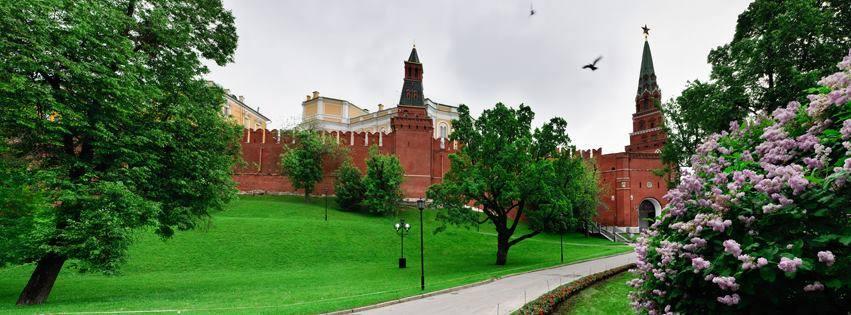 11) Московский Кремль