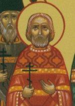 Святой священномученик Иоанн Миротворцев