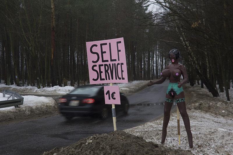 Проститутки На Трассе М5 И Фуры