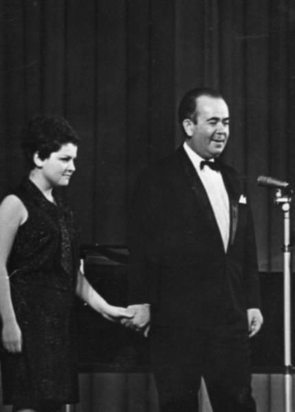 S_izvestnym_konferanse_Borisom_Brunovym._1968_god