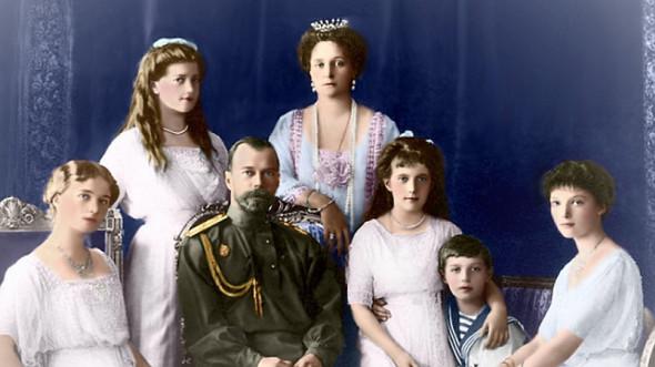 Царь и семья
