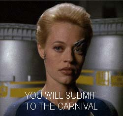 7 of 9: You will submit to the carnival.