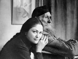 Дина и Аристид Майоль