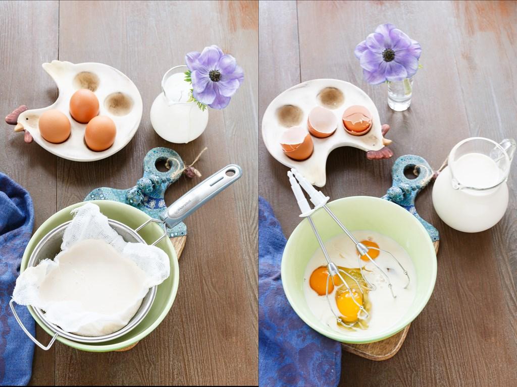 Блины на топлёном молоке с ряженкой: uvarova