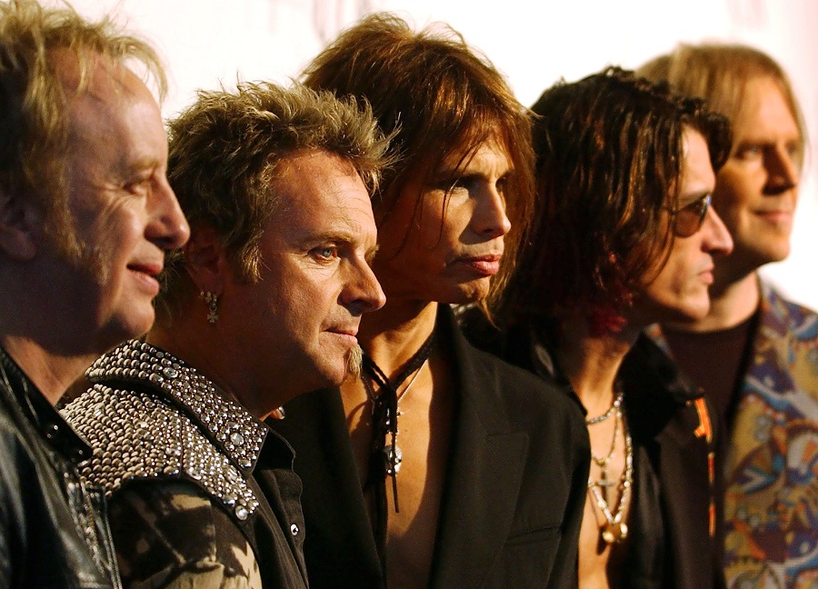Aerosmith в Москве
