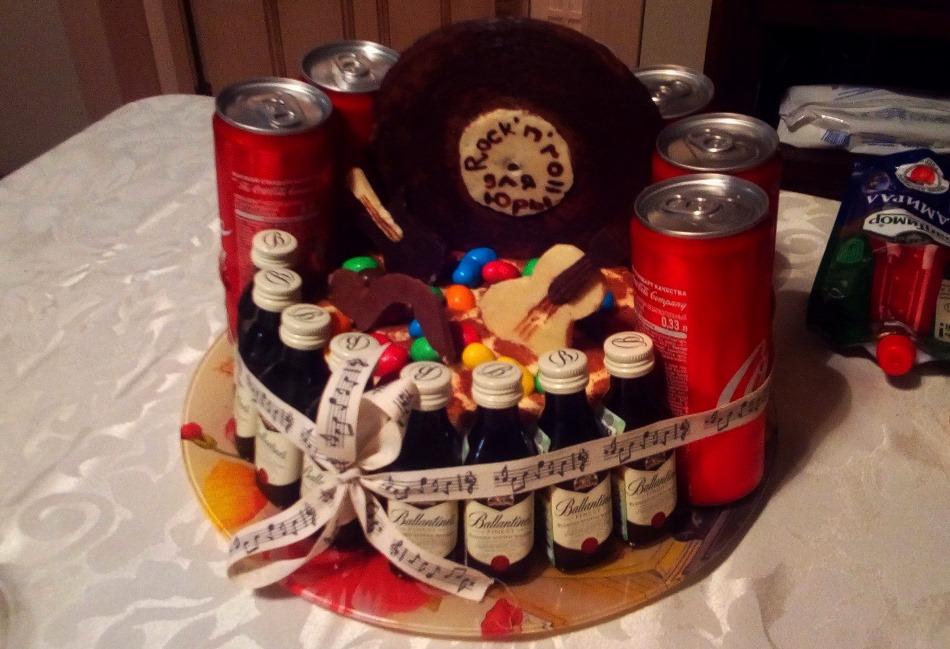 правильный торт