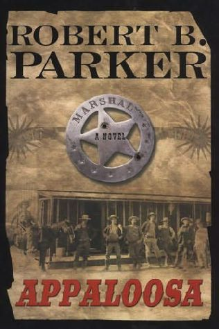 cover to Robert B Parker's Appaloosa