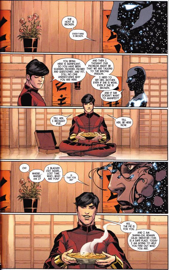 Marvel Now Avengers no 6 pg 3 by Adam Kubert