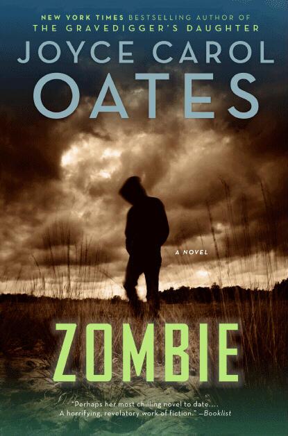 cover to Zombie by Joyce Carol Oates
