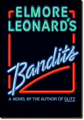 cover to Bandits by Elmore Leonard