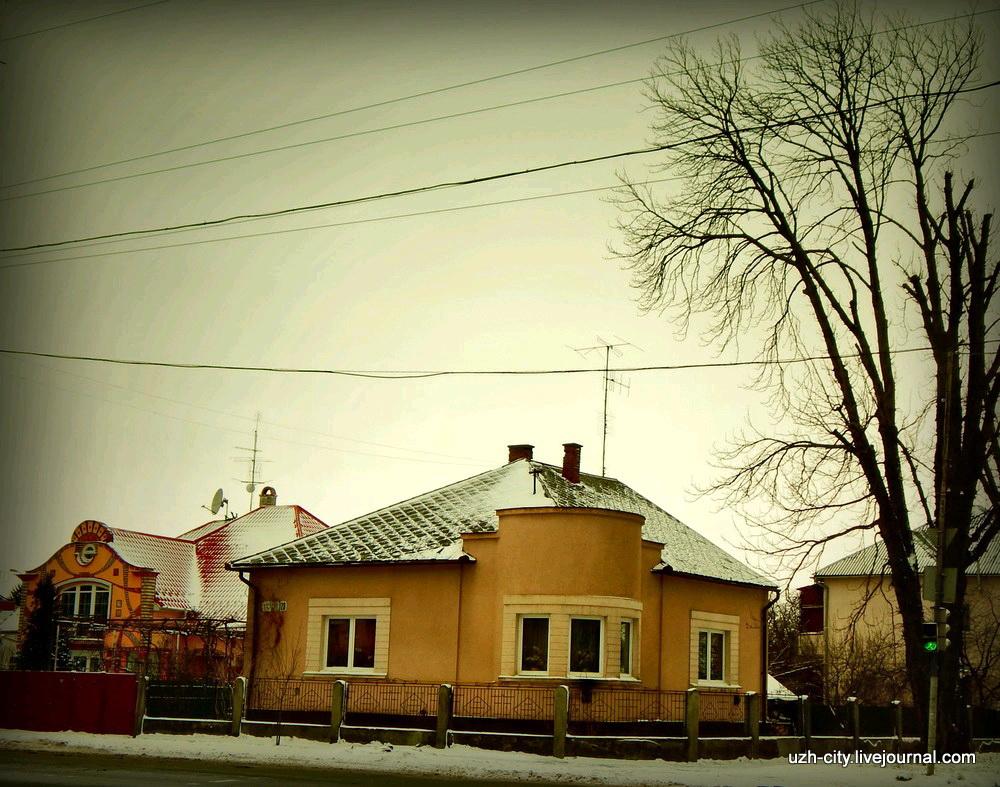 Ужгород ул. Мытная