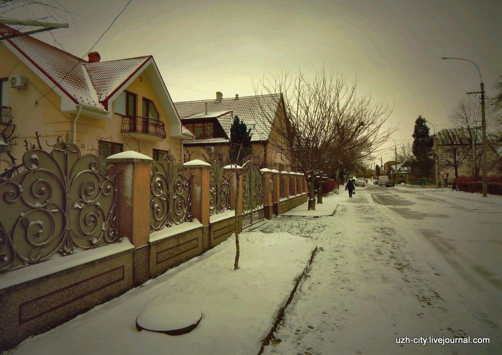 Ужгород ул. Томаша Масарика