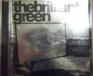 [A] the brilliant green - the brilliant green ohne booklet 5€