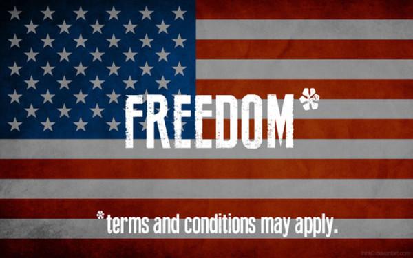 О свободе, как торговой марке