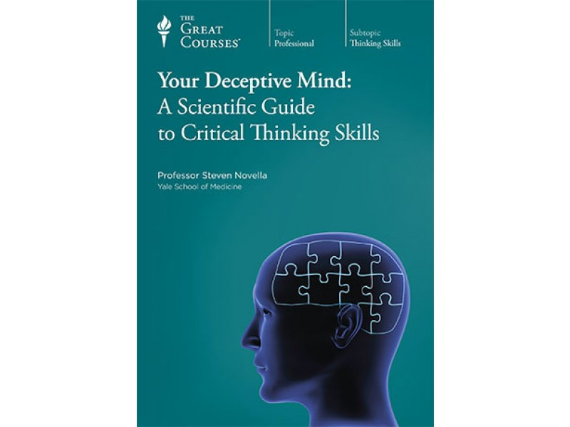critical thinking course materials This critical thinking training will give you some practical tools and hands-on experience with critical thinking and problem solving college registration, tutor support, course materials and additional supporting material are all included in the course fee.