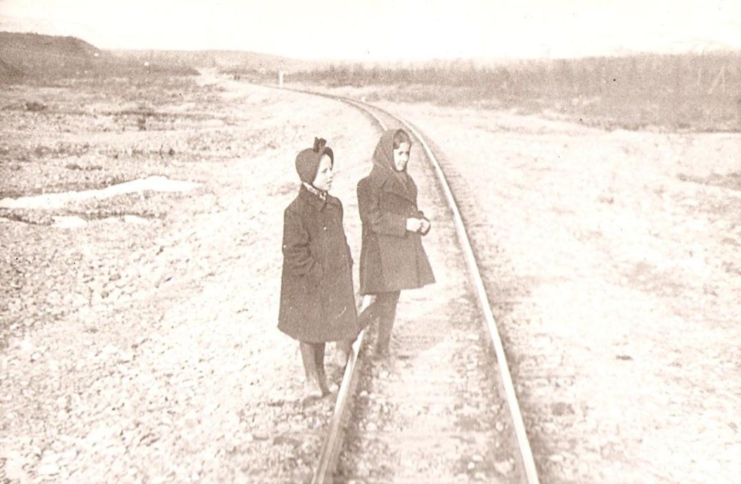 Хасынские рельсы_1950-е
