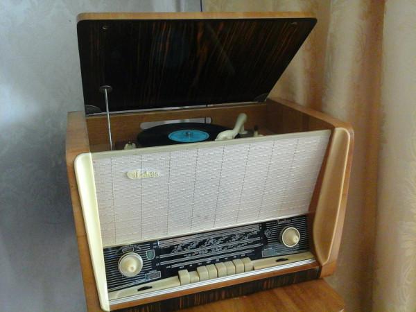 Моя радиоколлекция (часть 1)