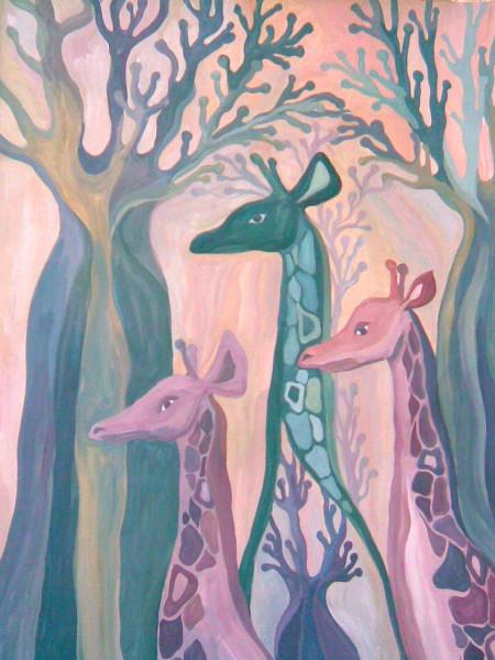 жирафы2002