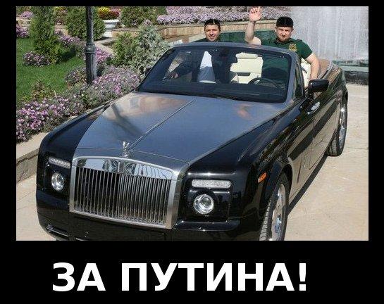Еще раз о двойных стандартах в Чечне original