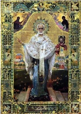 С днем памяти святителя Николая!