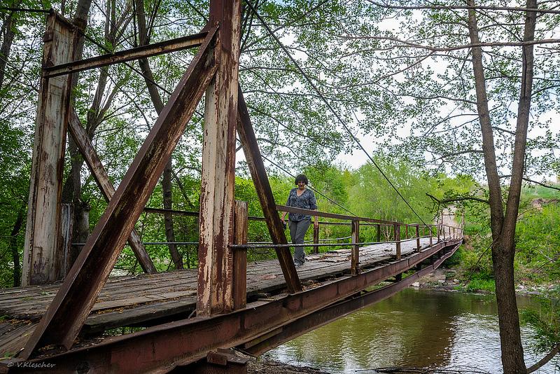 Мост через Сызранку
