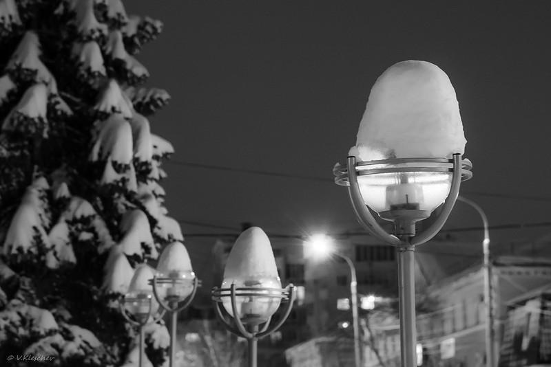 Снегошапка