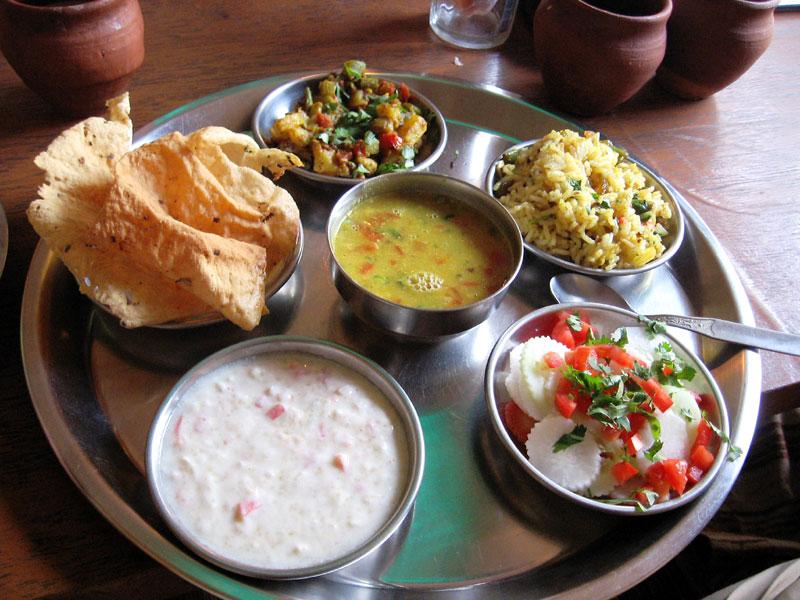 традиционные блюда Индии