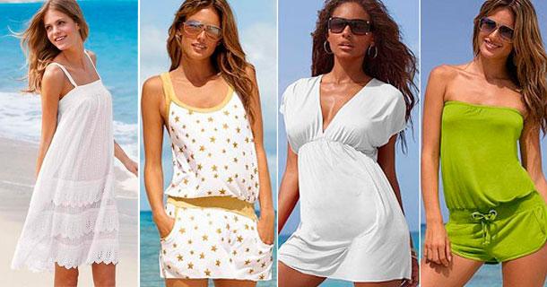 Одежда На Море Для Полных Женщин Фото