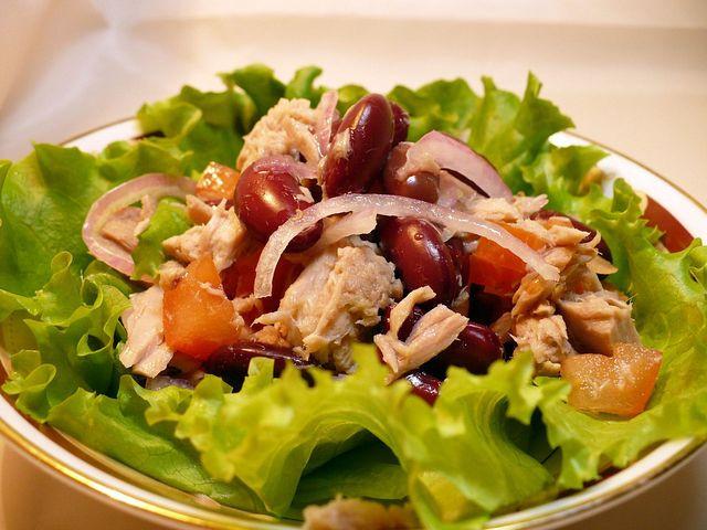 рецепты овощных салатов для диеты