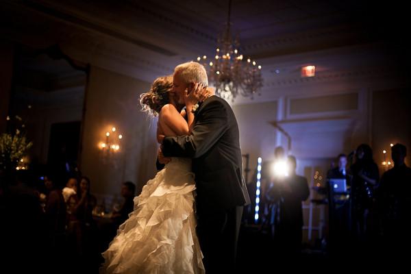 Свадьба жених невеста и дочка