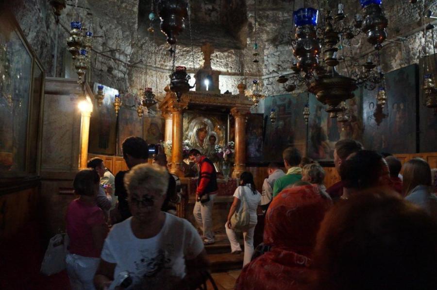 51_Поклонение иконе Иерусалимской Божьей Матери