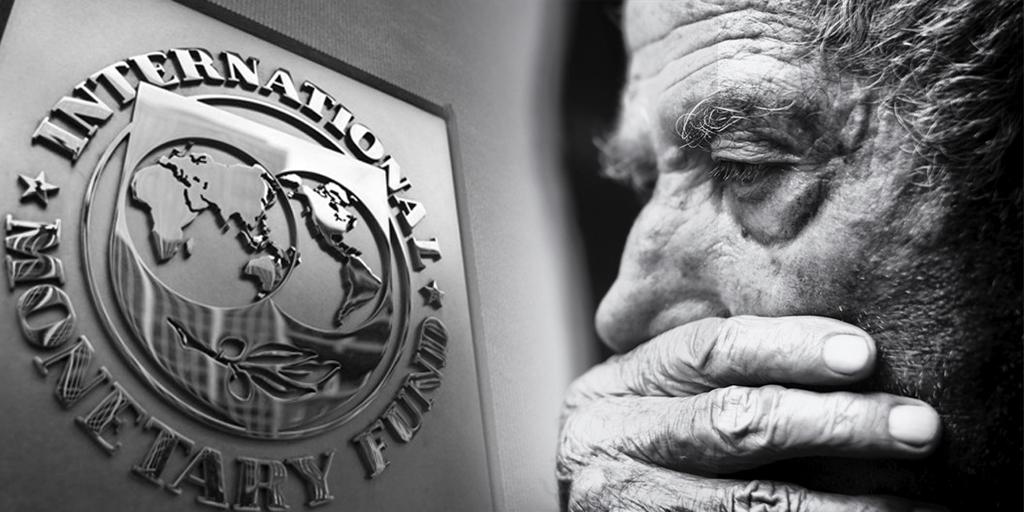 МВФ продолжает настаивать на повышении пенсионного возраста