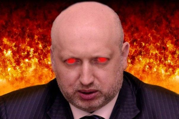 Турчинов о ликвидации главарей террористов: Идет война. Те, кто обагрил руки кровью украинцев должны быть уничтожены - Цензор.НЕТ 4509