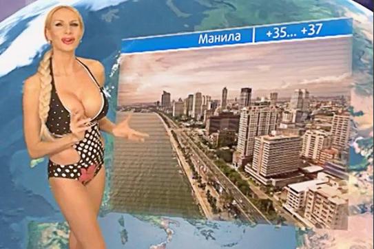 Мля, во дают? Партия пенсионеров выдвинула в Госдуму челябинскую секс-бомбу (18+)