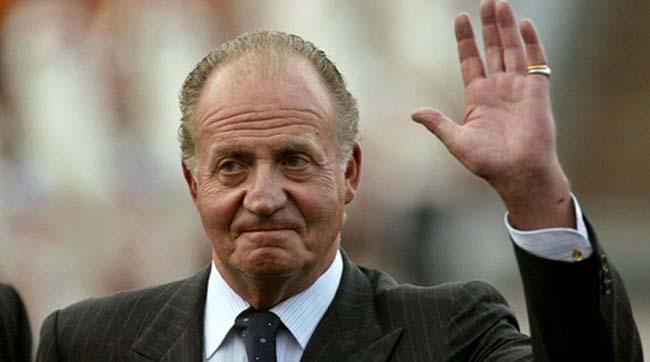 Король Испании отрекся от престола из-за зятя-коррупционера. У главвора России путина в подчинении