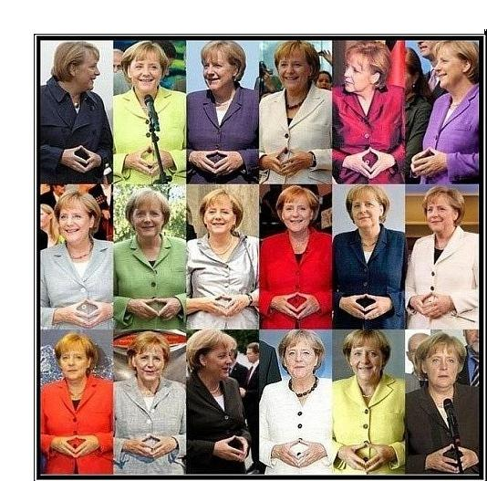 меркель фото.